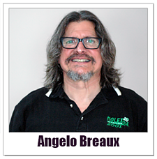Delaware Valley Small Business Owner Angelo Breaux