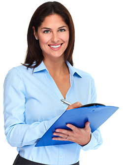 250px Woman With Clipboard shutterstock_725647282